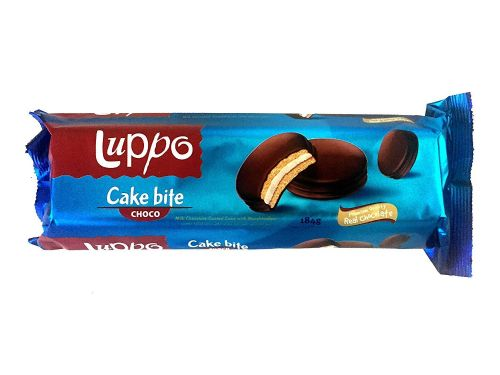 Luppo Cake Bite Choc ( Turkey )